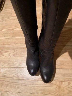 Zign Botas elásticas negro
