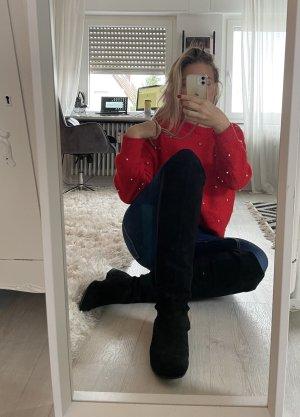 Overknees Boots Stiefel