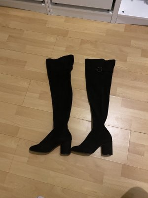 Overknees Stiefel Stiefletten Boots