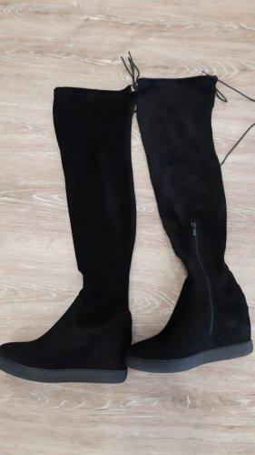 Xti Stivale cuissard nero