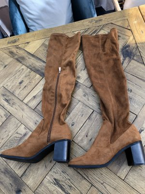 Overknees Stiefel Zara Gr. 37 Neu