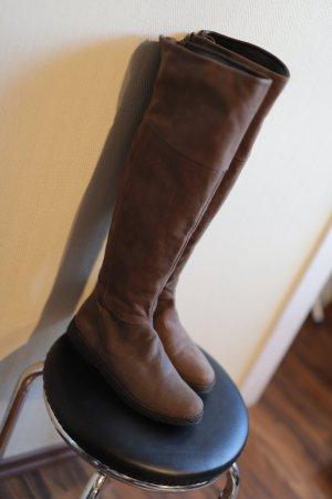 Overknie Stiefel Geox