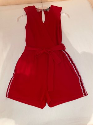 About You Jumpsuit dark red-red