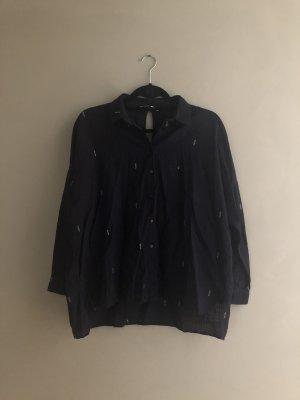 Oversiced Hemd
