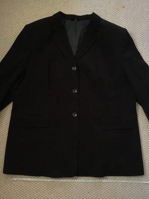 Unisex blazer zwart