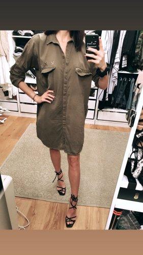 Oversize Blouse/Dress blogger Fashion