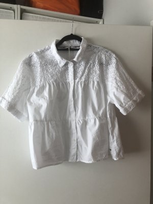 Tommy Hilfiger Oversized Blouse white