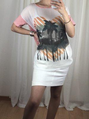 Cristina Gavioli Short Sleeved Blouse multicolored