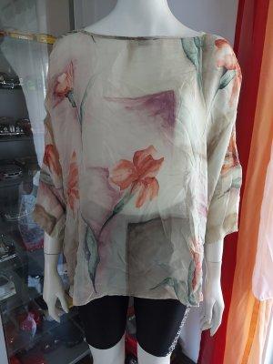 marion schaefer Oversized blouse veelkleurig