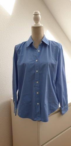 DKNY Chemise à manches longues bleu-bleu fluo