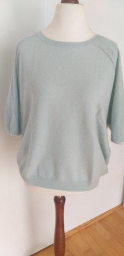 (The Mercer) NY Kaszmirowy sweter jasnozielony Kaszmir