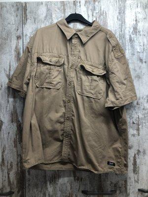 Brandit Short Sleeve Shirt multicolored