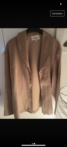 Marcel Clair Boyfriend Blazer light brown