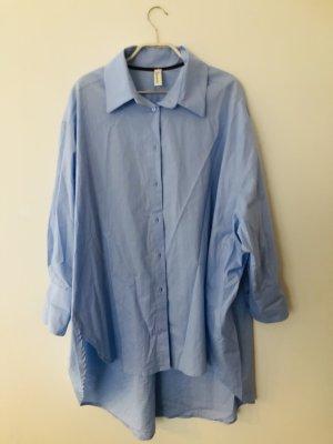 Oversize Hemd aus Baumwolle