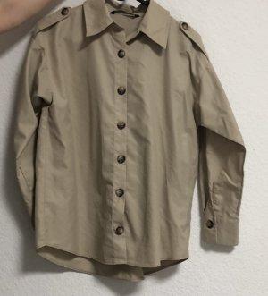 Oversize Hemd aus Zara