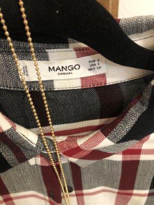 Oversize Hemd von Mango