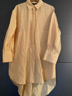 Oversize Hemdbluse von Zara