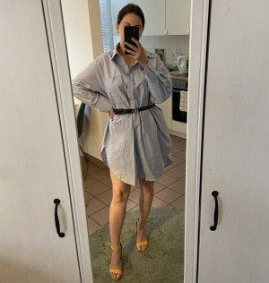 Oversize HemdKleid