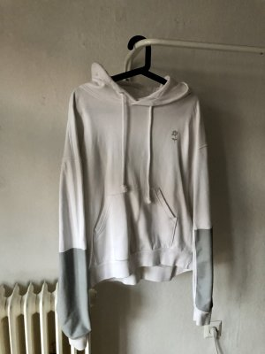 Oversize Hoodie mit Print von Weekday Reflective Collection