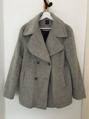 Promod Oversized Jacket light grey