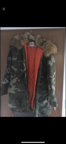 Front Street 8 Military Jacket multicolored