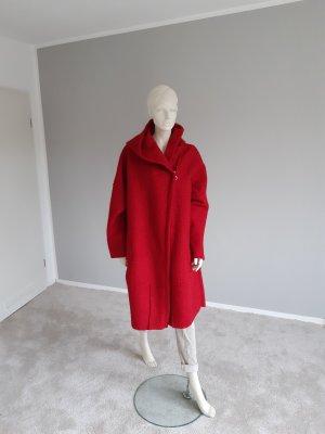 Oversize Jacke mit Kapuze