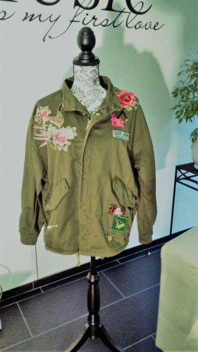 Oversize Jacke von Zara Gr.38/M