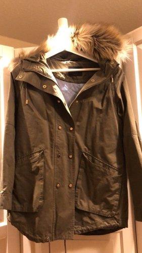 Oversize Jacke von Zara, Gr. XS