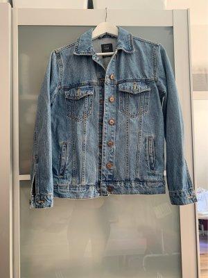 Bershka Denim Jacket multicolored