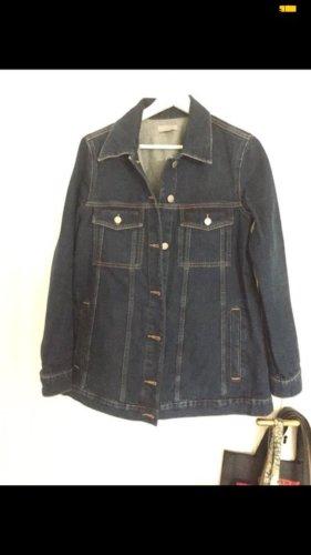 Oversize Jeansjacke von COS in Größe 36