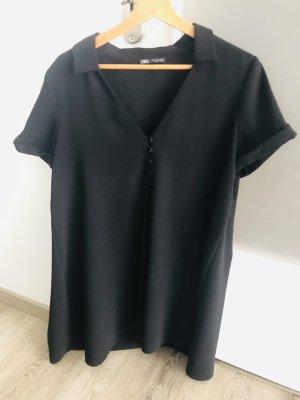 Oversize kurzarmKleid