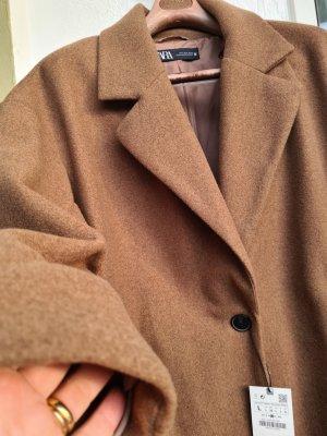 Oversize Mantel Gr. XL Zara