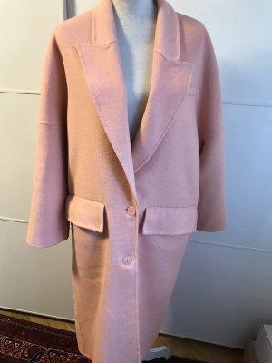 Oversize Mantel von Zara