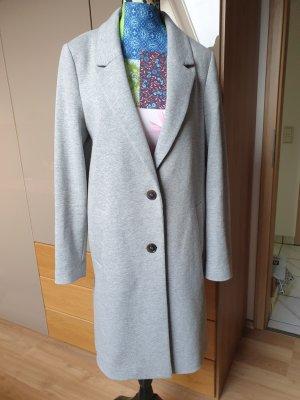 Edc Esprit Oversized jas lichtgrijs-grijs