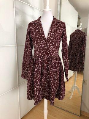 Oversize Polka Dot Swing Kleid von Na-KD