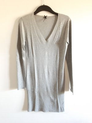 Guess Jeans Oversized Sweater light grey