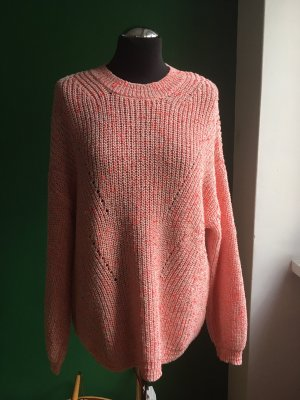 Bimba & Lola Oversized Sweater multicolored cotton