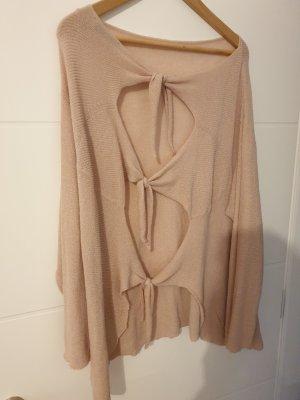 Zara Camicia oversize rosa antico