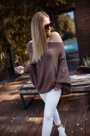Oversize Pullover BASTET