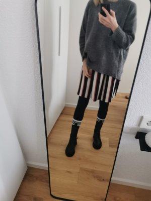 oversize Pullover I grau I Zara