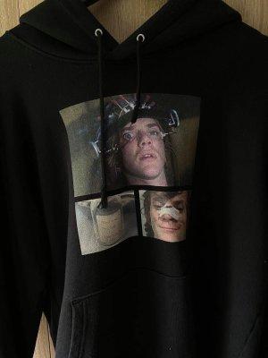Oversize Pullover mit Kapuze