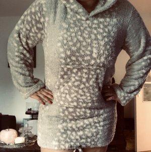 Oversize Pullover Pyjamakleid