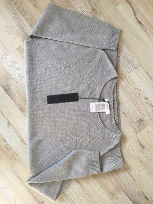 Replay Maglione lungo grigio chiaro-grigio