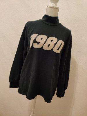 Oversize Pullover von Zara Größe M