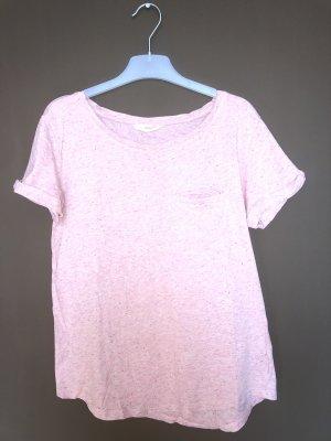 H&M Oversized Shirt pink