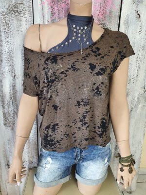 Top extra-large gris-gris anthracite