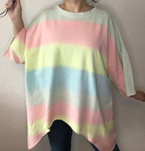 Oversize Shirt Rainbow