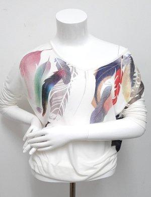 Aniston Koszulka oversize Wielokolorowy