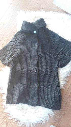 H&M Cardigan a maglia grossa antracite