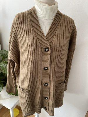 Oversize Strickjacke von Zara
